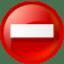 Circle-remove icon