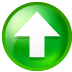 Circle up icon