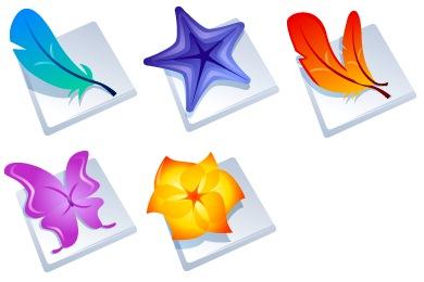 Adobe CS2 Icons