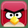 Red-bird icon