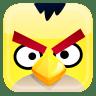 Yellow-bird icon