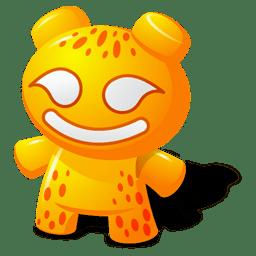 Orange Toy icon