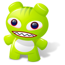 Green-Toy icon