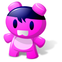 Pink Toy icon