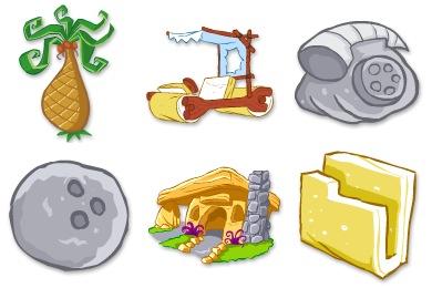 Bedrock Icons