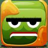 Green-Block icon