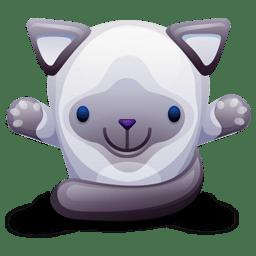Cat Gray icon