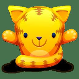 Cat Orange icon