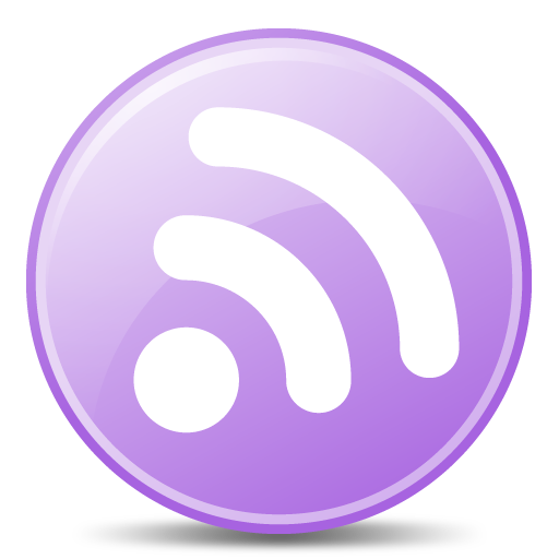Feeds Lilac icon