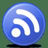 Feeds-Blue icon