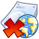 Network offline icon