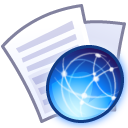 File-web icon