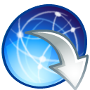 Web down icon