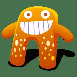 Creature Orange icon
