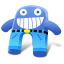 Creature-Blue-Pants icon
