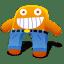 Creature Orange Pants icon