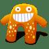 Creature-Orange icon