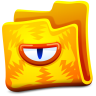 Yellow-folder icon