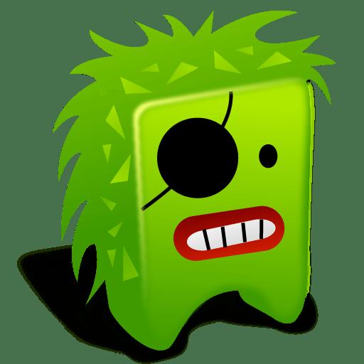 Green-creature icon