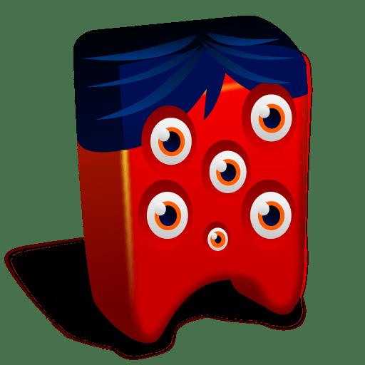 Red-creature icon