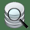 Data find icon