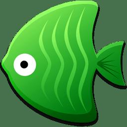Green Fish icon