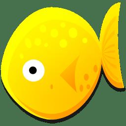 Yellow Fish icon