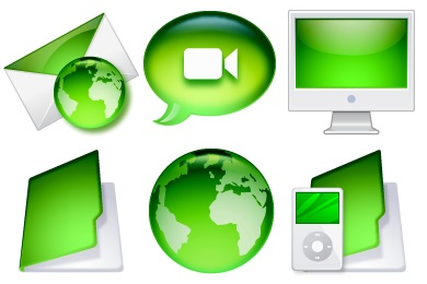Green Ville 2 Icons
