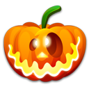 Halloween-crazy icon