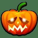 Halloween-sad icon