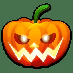 Halloween nervous icon