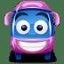 Bus-grape icon