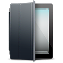 IPad-Black-black-cover icon