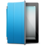 IPad-Black-blue-cover icon
