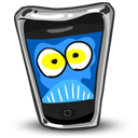 iPhone Afraid icon