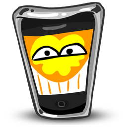 iPhone Happy icon