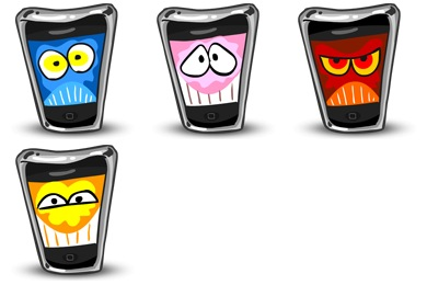 iPhone Toon Icons
