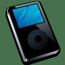 iPod black icon