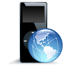 iPod nano blackweb 2 icon