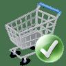 Shop-cart-apply icon