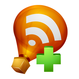 Ballon Feed add icon