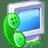 On-line icon