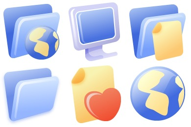 Sweet System Icons