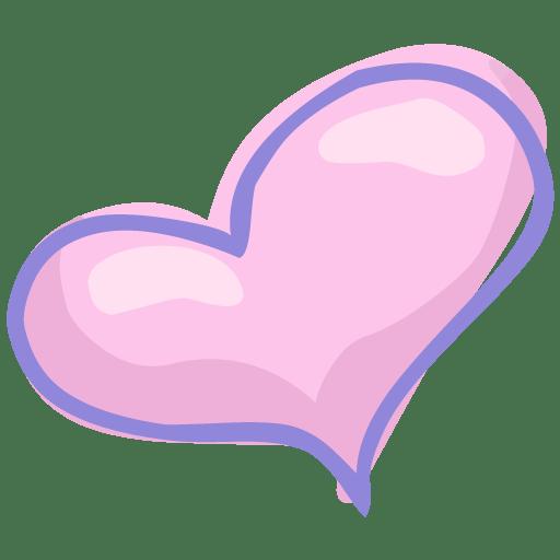 Heart-love icon