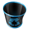 Broken-trash icon