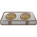 Cooker two icon