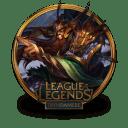 Tryndamere Warring Kingdoms icon