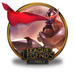 Super Galaxy Rumble Icon League Of Legends Gold Border Iconset Fazie69