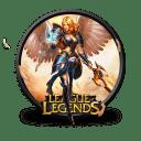 Kayle Battleborn Chinese artwork icon