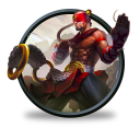 Lee sin interesting icon